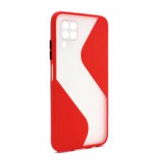 Futrola S Line za Huawei P40 Lite/Nova 6 SE crvena