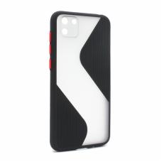 Futrola S Line za Huawei Y5p/Honor 9S crna