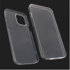 Futrola silikonska All Cover za iPhone 12 Pro Max 6.7 transparent
