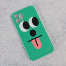 Futrola Smile face za iPhone 11 6.1 zelena