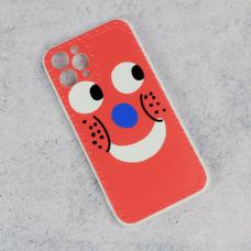 Futrola Smile face za iPhone 11 Pro 5.8 crvena