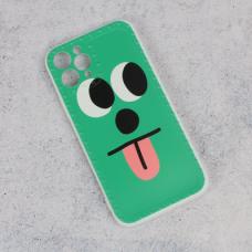 Futrola Smile face za iPhone 11 Pro 5.8 zelena