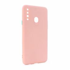Futrola Soft Dynamic za Samsung A207F Galaxy A20s roze