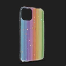 Futrola Sparkly Star za iPhone 12 Mini 5.4 type 2
