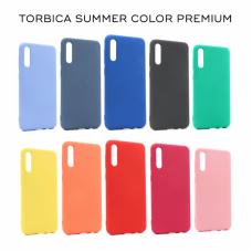 Futrola Summer Color Premium za Samsung A307F/A505F/A507F Galaxy A30s/A50/A50s crvena
