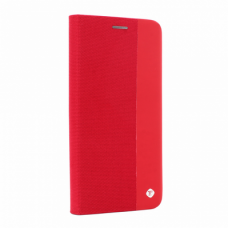Futrola Teracell Gentle Fold za Huawei P30 Lite crvena