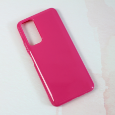 Futrola Tropical za Huawei P smart 2021 pink