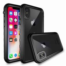 Vodootporna futrola A new za iPhone X crna