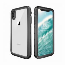 Vodootporna futrola DOT+ za iPhone XS Max crna