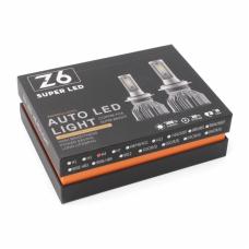 Z6 Led sijalica H4 50W 6500K set