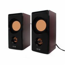 Zvucnik microKingdom A31 bordo crni