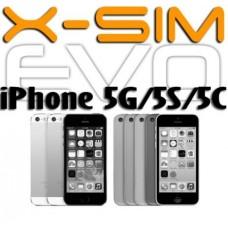X-SIM EVO 0,3mm NANO za otkljucavanje Iphone 5 / 5s / 5c