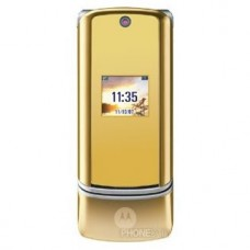 Maska AAA klase za Motorola K1 zlatna