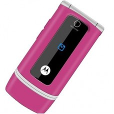 Maska AAA klase za Motorola W375 pink