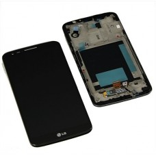 Komplet Lcd ekran za LG G2 D802 (Touch screen, digitizer, lcd display, frame)