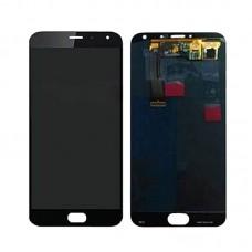 LCD+Touch Screen za Meizu MX5 crni