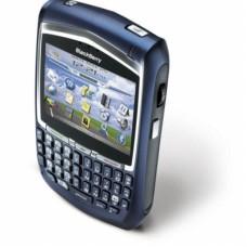 Maska za Blackberry 8700 plavi