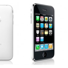 Maska za  Iphone 3G 16Gb beli-sredina ORG