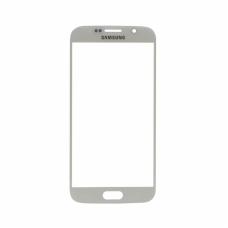 Staklo touch screen-a za Samsung G920F Galaxy S6 beli org