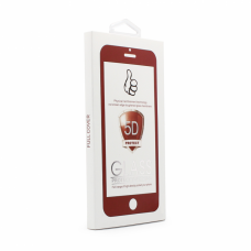 Zastitno staklo (Tempered glass) 5D za iPhone X crni