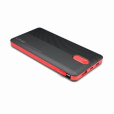 Back up baterija LDNIO PL1013 lightning+Micro+Type C 10000 mAh crvena