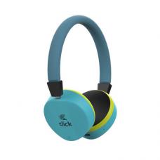 Bluetooth slusalice Click BH-L2-BL plave