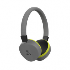 Bluetooth slusalice Click BH-L2-G sive