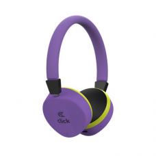 Bluetooth slusalice Click BH-L2-PU ljubicaste