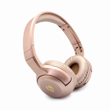 Bluetooth slusalice Ovleng BT-601 zlatne