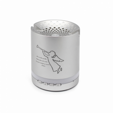 Bluetooth zvucnik BTS16/CO sivi