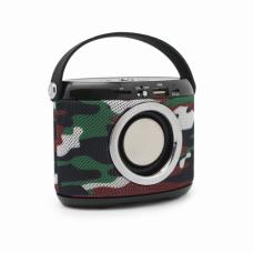 Bluetooth zvucnik BTS21/GO military