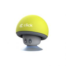 Bluetooth zvucnik Click BS-R-M Musrhoom zeleni