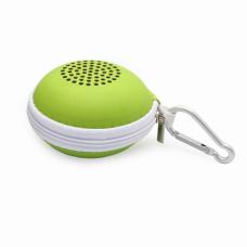 Bluetooth zvucnik EVA A103 zeleno crni