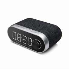 Bluetooth zvucnik Remax Alarm Clock RB-M26 crni