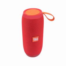 Bluetooth zvucnik TG106 crveni