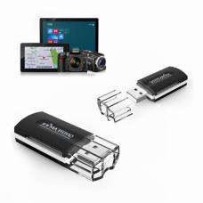 Citac kartica LDNIO SY-596 USB 2.0 crni