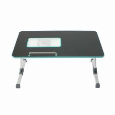 Inteligentni sto za laptop za krevet JR-ZS186 crni sa kulerom