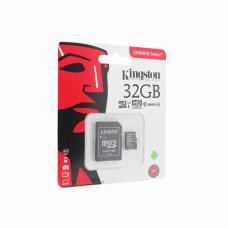 Mem. kartica KINGSTON Micro SD 32GB sa adapterom SDCS/32GB