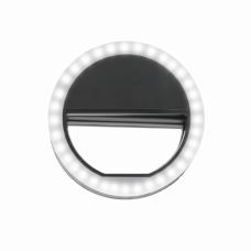 Selfie Ring Light RK-12 crni
