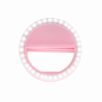 Selfie Ring Light RK-12 pink