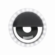 Selfie Ring Light XJ-01 crni