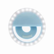 Selfie Ring Light XJ-01 plavi