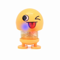 Shaking Head Light Smiley (Dancing Emoji) type 1