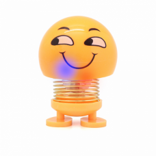 Shaking Head Light Smiley (Dancing Emoji) type 11