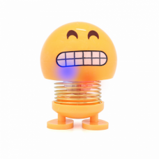 Shaking Head Light Smiley (Dancing Emoji) type 7