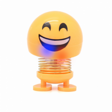 Shaking Head Light Smiley (Dancing Emoji) type 9