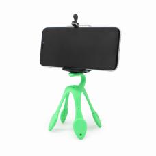 Stalak za mobilni tripod fleksibilni zeleni