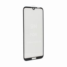 Tempered glass 5D za Huawei Y5 2019 crni