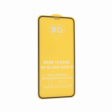 Tempered glass 9D za iPhone X/XS crni