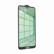 Tempered glass Mirror 8D 9H Huawei Y6 2019 zelena